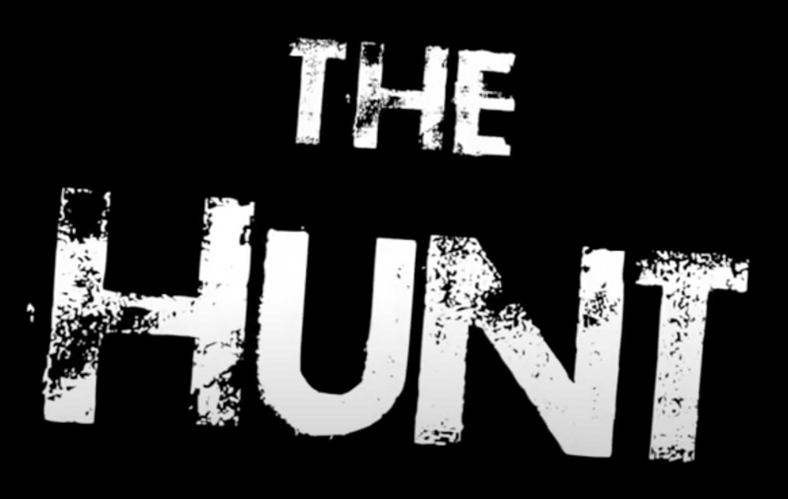 Logo THE HUNT